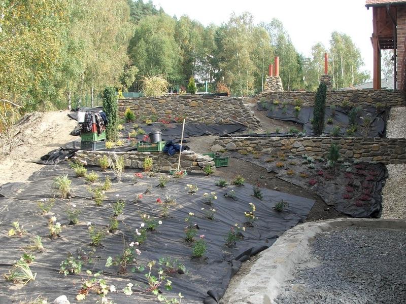 Sezónní údržba zahrad